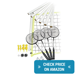 Franklin Sports Advanced Badminton Set Review