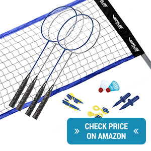 Verus Sports Badminton Set review