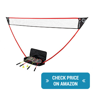 Zume Games Portable Badminton Set Review